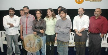 Kireedam Press Meet - THE HAPPENINGS