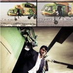 Ajith Performs Death Defying Stunt