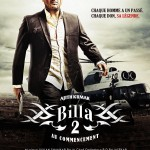 Billa 2 Paper Ad in French - Tamil Cinema going to Next Level