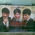 Billa 2 Wall posters galore all over Tamil Nadu