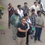 Ajith - Vishnuvardhan Movie Shoot in Bengaluru - Exclusive Pics