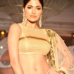 Parvathy Omanakuttan on a Ramp Walk
