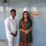 Shalini Ajith watches Billa 2 in Albert Theater - Exclusive Images