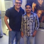 Ajith Looks Slim during the Private Screening of Billa 2 at 4frames Theater