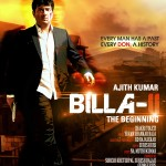 Billa 2 - Fan Made Poster - July 13th 2012 Release