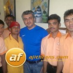 Ajith at Tuscana Restaurant - Fans Share