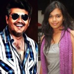 Keerthana Parthiban joins as an Assistant Director in Ajith-Vishnu Film