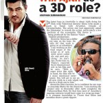 Deccan Chronicle E-Paper Scan from Chennai Edition