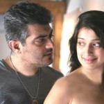 Ajith with Lakshmi Rai in Mankatha