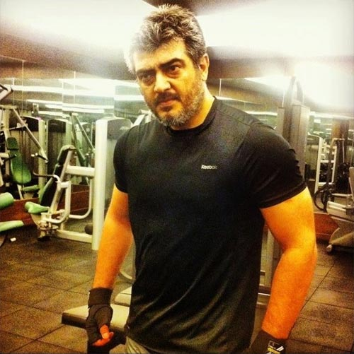 Ajith - Vishnu Project Latest Updates - Ajithfans - Actor ...