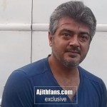 Pic Info - Ajith in Mumbai