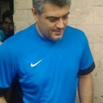Ajith injured while shooting in Mumbai