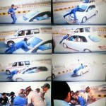 REAL STUNT BY THALA - Dedication at its best! At a age of 40 with a broken back he performs this stunt without a dupe! He is the One and Only.