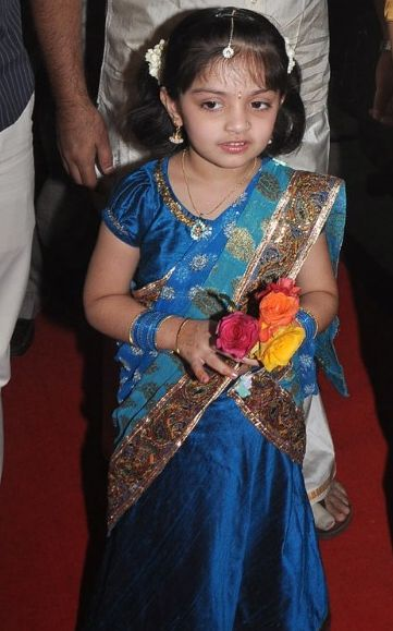 Happy Birthday Kutty Angel Anouksha