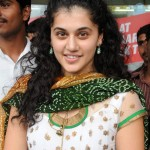 Actress Taapsee's last day with Ajith & Unit