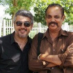 "Ajith was with Famous Still Photographer of South India ""Stills"" Ravi in Dubai."