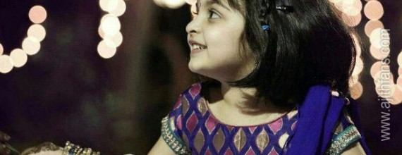 Latest Images: Little Angel Anoushka Ajith