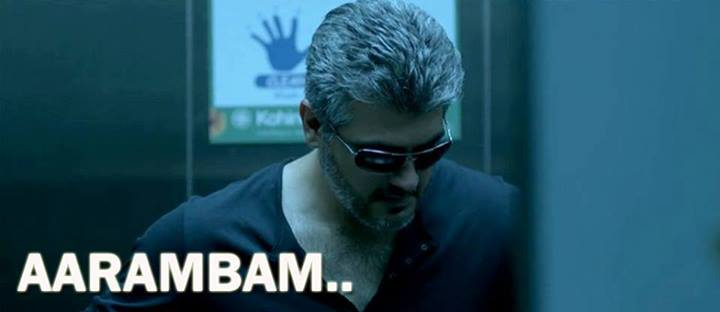 Thala53 is now Officially titled as Arrambam - Ajithfans ...