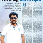 Pic Info: The New Indian Express E-Paper Scan