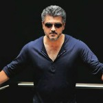 Arrambam features Ajith in the lead role.