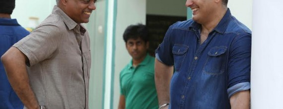 Thala 55 Shooting Spot Stills and Official Crew Details