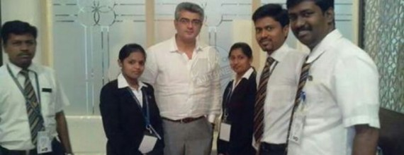 Ajith Latest Stills at Malaysia