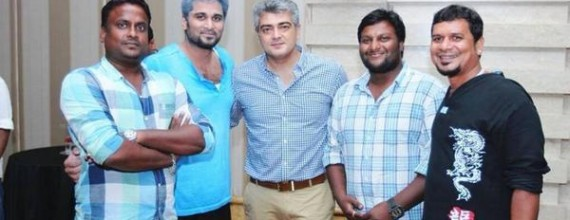 Thala Ajith Latest Stills