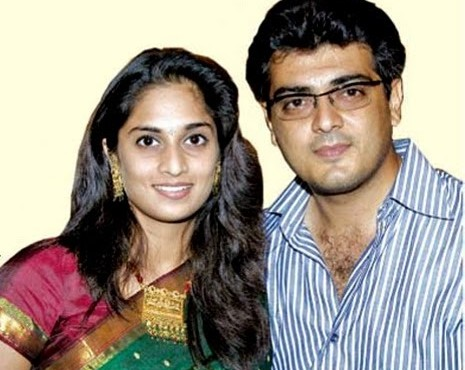 Ajith and Shalini Blessed with a Baby Boy
