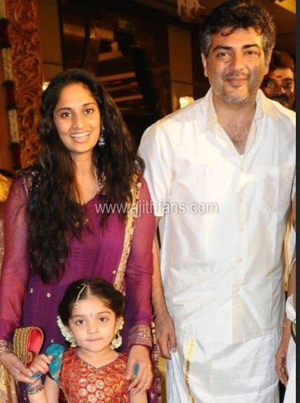 Happy Wedding Anniversary Wishes To Ajith Shalini
