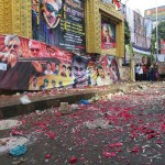 Ajith Fans Celebrate Vedalam Release at Kasi Theatre (102)