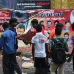 Ajith Fans Celebrate Vedalam Release at Kasi Theatre (50)