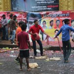 Ajith Fans Celebrate Vedalam Release at Kasi Theatre (52)