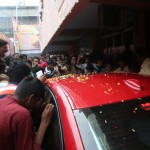 Ajith Fans Celebrate Vedalam Release at Kasi Theatre (82)