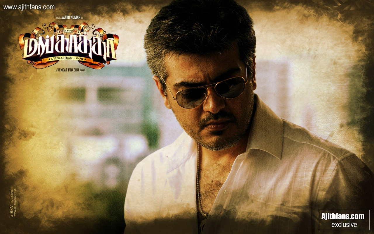 Actor Ajith Kumar(Thala) | HD Images & Wallpapers (High Definition ...